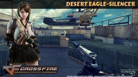 CrossFire Vietnam - Desert Eagle-Silencer