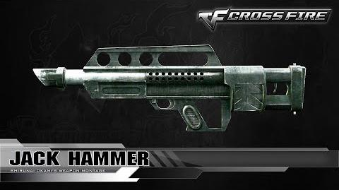CrossFire Vietnam Jack Hammer ☆