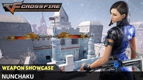 CrossFire - Nunchaku