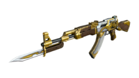 AK47 KNIFE ROYALGUARD 3RD RENDER SIDE