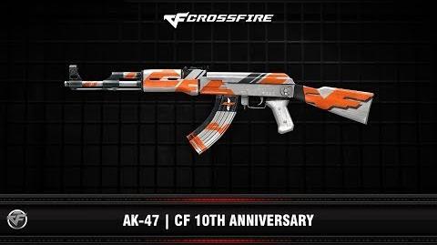 CF AK-47 CF 10th Anniversary