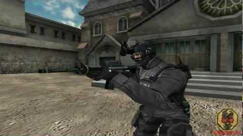 CrossFire América Latina - SWAT Elite New Character!