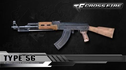 CrossFire Korea Type 56 ☆
