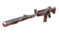 M4A1-XS-RD6 NOBLESILVER RENDER 02