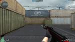 AK Knife Black