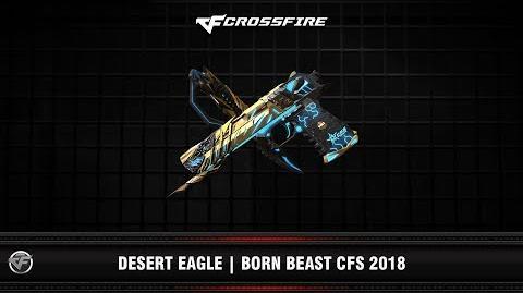 CF Desert Eagle Born Beast CFS 2018