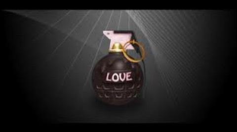 Chinese Crossfire Chocolate love grenade