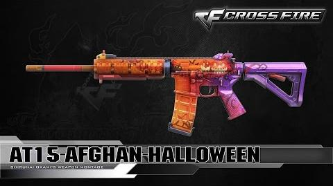 CrossFire China AT15-Afghan-Halloween ☆