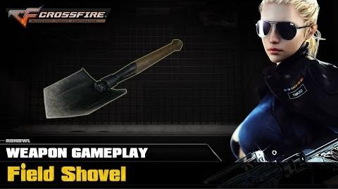 CrossFire VN - Field Shovel
