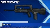 FAMAS CROSSFIRE Indonesia