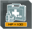 HP +100