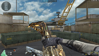 M4A1 S PREDATOR NOBLE GOLD MELEE