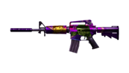M4A1 S Toon RD2