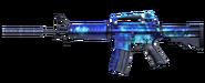 M4A1-S BlueDiamond