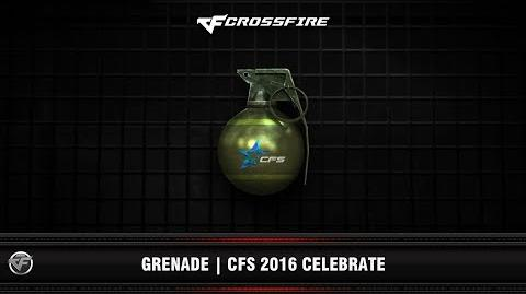 CF Grenade CFS 2016 Celebrate