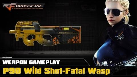 CrossFire VN - P90 Wild Shot-Fatal Wasp