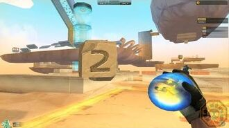 【CF】 Cross Fire China Kingdom Road Jump 3 (Running Jump Mode) Parkour Mode 王国之路 特殊战,跳跳乐 !-1