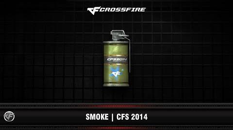 CF Smoke CFS 2014