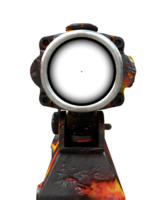 044 QBZ03 Scope Volcano DOT