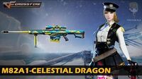 CrossFire Vietnam Barrett M82A1-Celestial Dragon