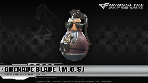 CrossFire China 2.0 Grenade-Blade (M.O