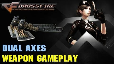 CrossFire VN - Dual Axes