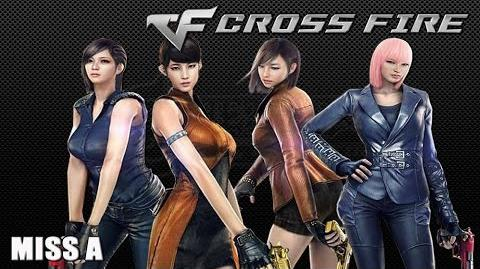 CrossFire Vietnam Miss A (Female Character 4 in 1) ☆