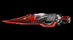 AK47 RED KNIFE BEAST RD KNIFE