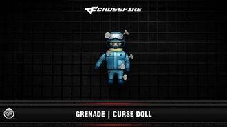 CF Grenade Curse Doll
