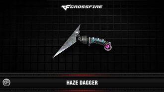 CF Haze Dagger