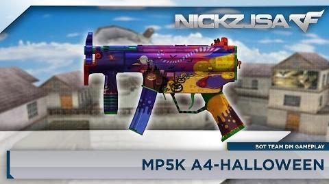 MP5K A4-Halloween CROSSFIRE China 2