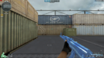 AK47-Blue Crystal HUD
