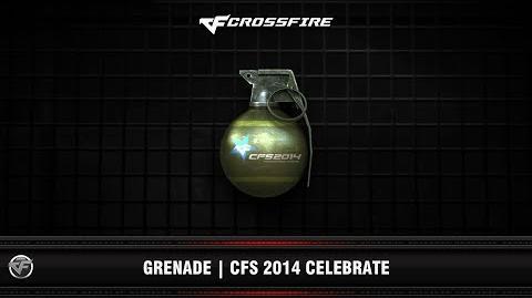 CF Grenade CFS 2014 Celebrate