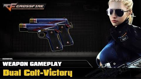 CrossFire VN - Dual Colt-Victory