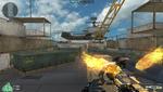 KAC Chainsaw Gold Phoenix HUD EFFECT