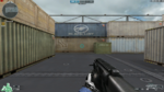 M1216 Shotgun HUD