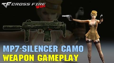 CrossFire - MP7-S Camo - Weapon Gameplay