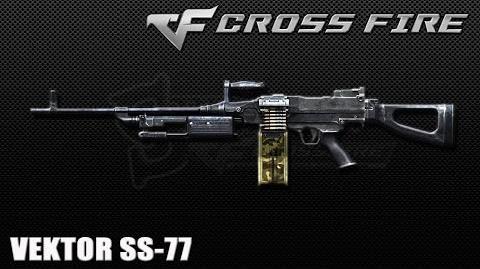 CrossFire Vietnam Vektor SS-77 ☆-0