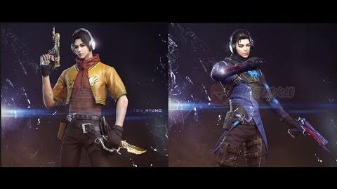 Cross Fire China Ryuno (Character)!