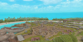 Mysterious Island map1 10