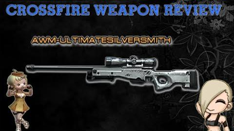 CrossFire Vietnam - AWM-Ultimate SilverSmith -Review- !