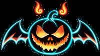 Halloween 2019 Flash Logo