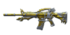 M4A1-S Guan Yu Spirit Noble Gold