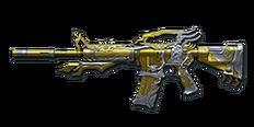 M4A1-S Guan Yu Spirit Noble Gold