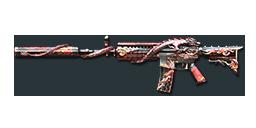 File:M4A1-XS Eternal Dragon Noble Silver.png