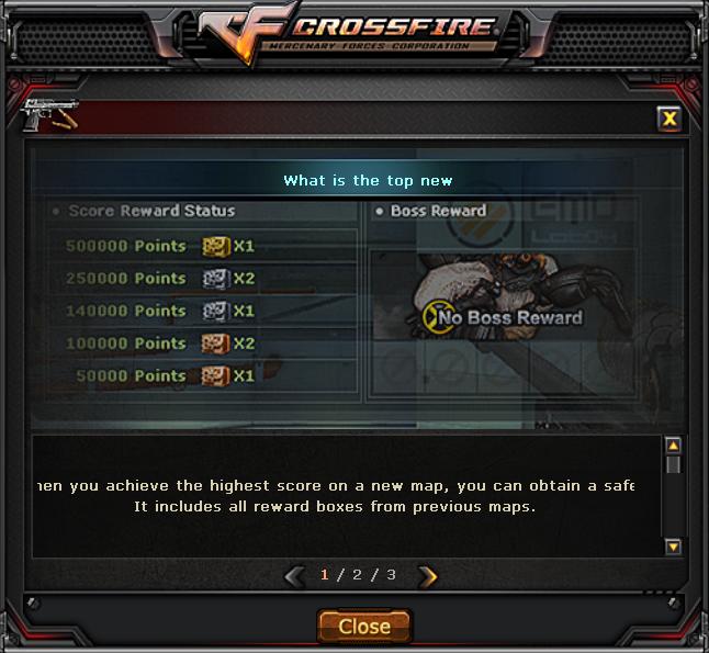 Challenge Mode | Crossfire Wiki | FANDOM powered by Wikia