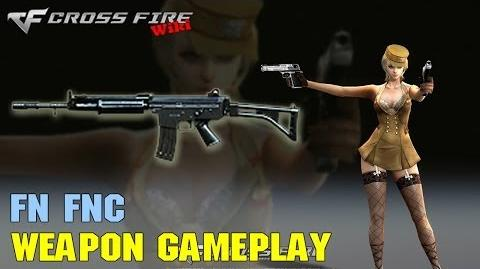CrossFire - FN FNC - Weapon Gameplay
