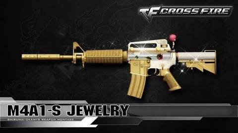 CrossFire China M4A1-S Jewelry ☆