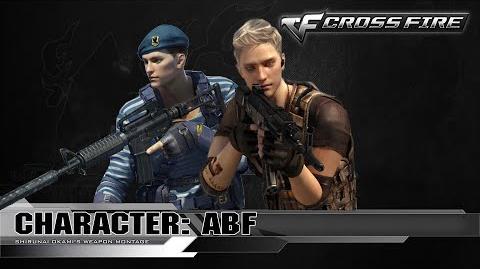 CrossFire Russia ABF ☆