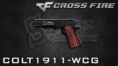 CrossFire Vietnam COLT1911-WCG Gameplay ☆